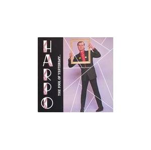 Cover - Harpo: Fool Of Yesterday, The