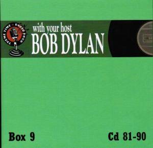 Cover - Louis Jordan And His Tympany Five: Theme Time Radio Hour With Your Host Bob Dylan - Box 9