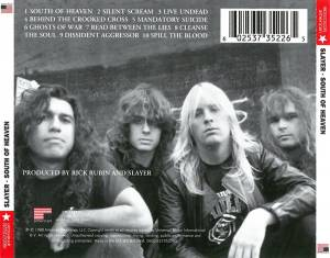 Slayer: South Of Heaven (CD) - Bild 2