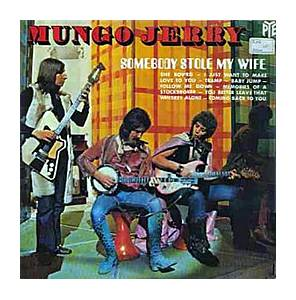 Cover - Mungo Jerry: Somebody Stole My Wife