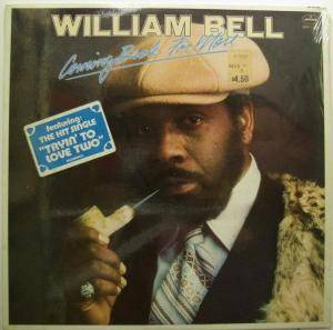 Cover - William Bell: Coming Back For More