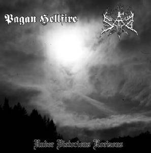 Pagan Hellfire: Under Victorious Horizons - Cover