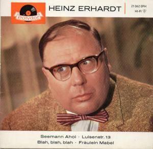 Heinz Erhardt Seemann Ahoi 1962