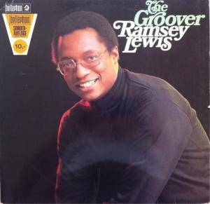 Cover - Ramsey Lewis: Groover, The