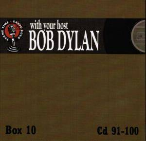 Cover - Mighty Sparrow: Theme Time Radio Hour With Your Host Bob Dylan - Box 10
