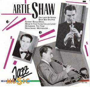 Artie Shaw & His Gramercy Five: Artie Shaw - Cover