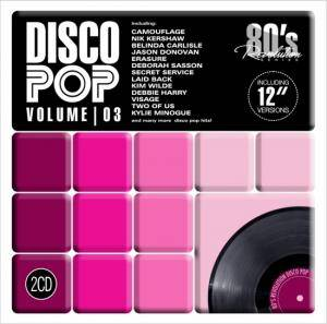 Cover - Belinda Carlisle: 80's Revolution - Disco Pop Vol. 3