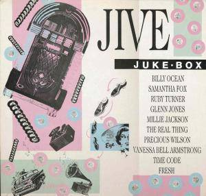 Cover - Glenn Jones: Jive Juke Box, The