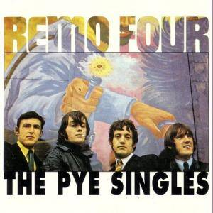 Cover - Remo Four, The: Pye Singles, The