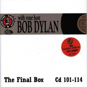 Cover - Louis Jordan And His Tympany Five: Theme Time Radio Hour With Your Host Bob Dylan - The Final Box
