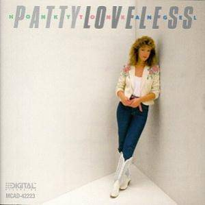 Cover - Patty Loveless: Honky Tonk Angel