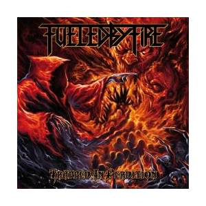 Fueled By Fire: Trapped In Perdition - Cover