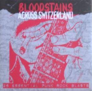 Cover - Jack & The Rippers: Bloodstains Across Switzerland