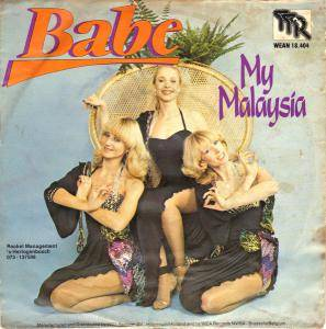 Cover - Babe: My Malaysia