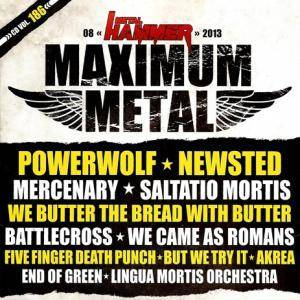 Metal Hammer - Maximum Metal Vol. 186 (CD) - Bild 1