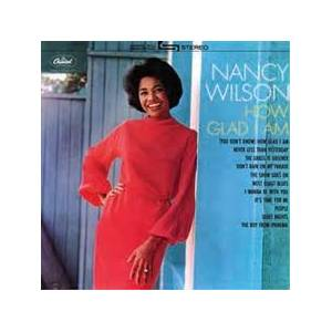 Cover - Nancy Wilson: How Glad I Am