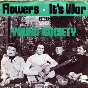 Cover - Young Society: Flowers