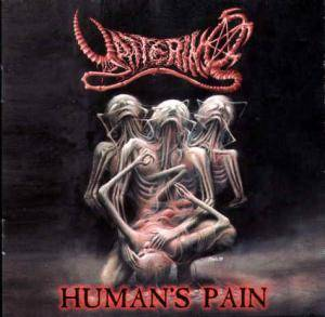 Yattering: Human's Pain - Cover