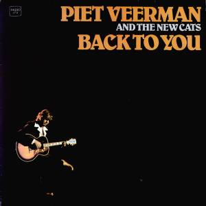 Cover - Piet Veerman: Back To You