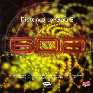 Cover - Lunatic Asylum: Distance To Goa 5