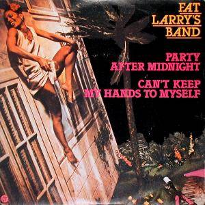 Cover - Fat Larry's Band: Party After Midnight