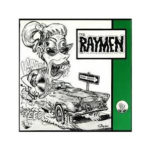 Cover - Raymen, The: Buzzsaw Baby Of The Hollywood Hills