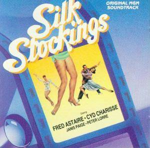 Cover - Score: Silk Stockings - Cole Porter