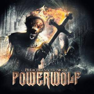 Powerwolf: Preachers Of The Night - Cover