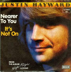 Cover - Justin Hayward: Nearer To You