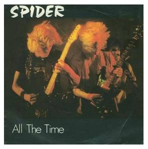 Cover - Spider: All The Time