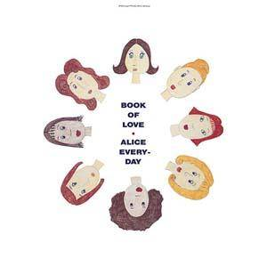 Book Of Love: Alice Everyday - Cover