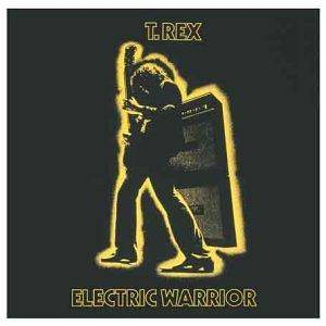 T. Rex: Electric Warrior - Cover