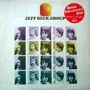 Jeff Beck Group: Jeff Beck Group - Cover