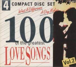 Cover - Shirelles, The: 100 Of The Greatest Love Songs