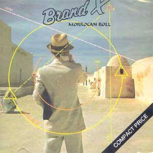 Brand X: Moroccan Roll - Cover