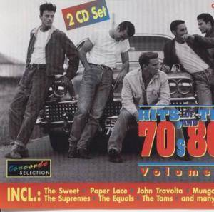 Hits Of The 70's And 80' Volume 1 - Cover