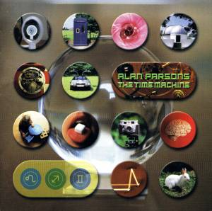 Cover - Alan Parsons: Time Machine, The