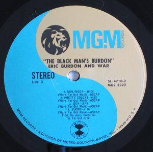 Eric Burdon & War: The Black-Man's Burdon. (2-LP) - Bild 6