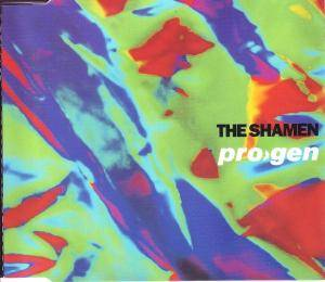The Shamen: Pro>gen - Cover