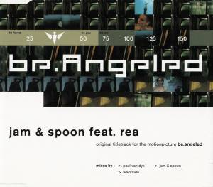 Cover - Jam & Spoon Feat. Rea: Be.Angeled