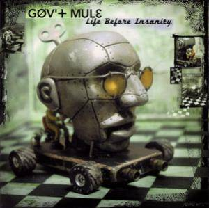 Gov't Mule: Life Before Insanity - Cover