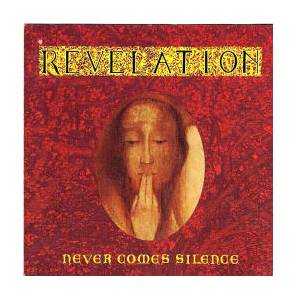 Revelation: Never Comes Silence - Cover