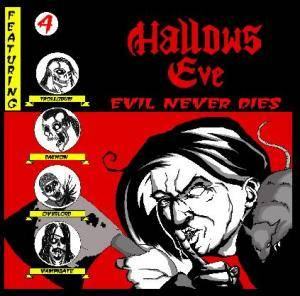 Hallows Eve: Evil Never Dies - Cover
