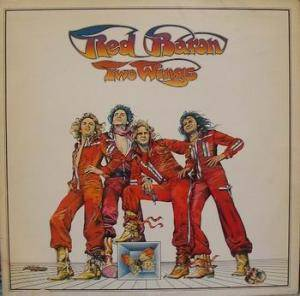 Cover - Red Baron: Two Wings