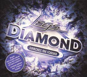 Cover - Legs Diamond: Diamonds Are Forever