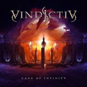 Vindictiv: Cage Of Infinity - Cover