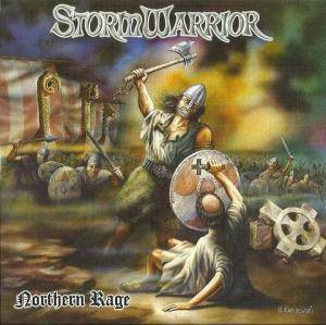 Stormwarrior: Northern Rage - Cover