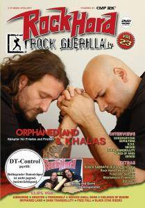 Rock Hard - Rock Guerilla.tv 23 (DVD) - Bild 1