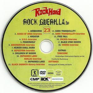 Rock Hard - Rock Guerilla.tv 23 (DVD) - Bild 3