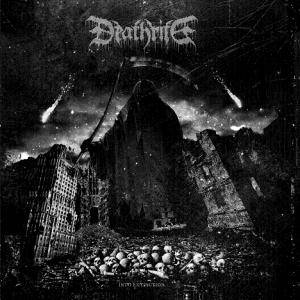 Deathrite: Into Extinction - Cover